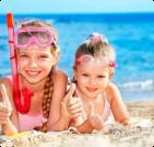 Отдых с детьми в Феодосии